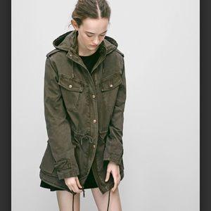Aritzia Talula Trooper jacket size XS